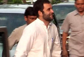 Congress leader holds yagna for Rahul Gandhi's marriage