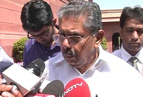 Army chief a frustrated man, says Union minister Vayalar Ravi