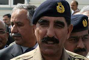 Lieutenant General Zaheerul Islam is the new ISI Chief