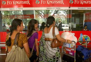Fuel supply to Kingfisher Airlines resumed