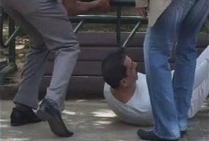 Robert Vadra faints at Gurgaon golf course