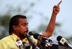 Sri Lankan minister calls for boycott of American products