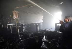 Fire at BSNL office leaves 20,000 phones dead