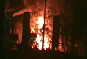 Major fire at oil refinery in Assam