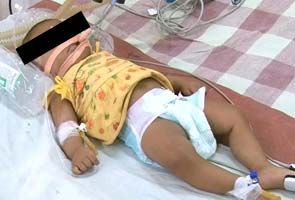 Baby Afreen passes away in hospital after cardiac arrest