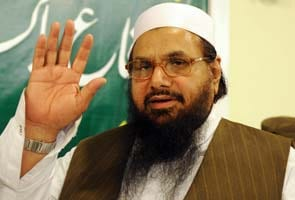 US bounty is an act of terrorism: Hafiz Saeed