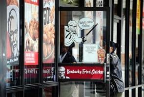KFC guilty in Australia salmonella brain damage case