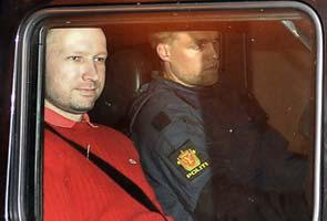 Norwegian gunman plotted to kill Obama: Reports