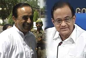 Swamy's allegations against Chidambaram baseless: Government