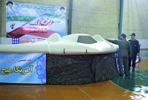 Iran says it is building copy of captured US drone