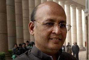 Congress' Abhishek Manu Singhvi quits party, Parliament posts