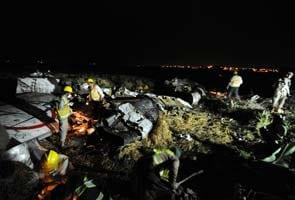 Major air crashes in Pakistan
