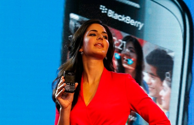 Watch: Katrina Kaif on NDTV's Cell Guru
