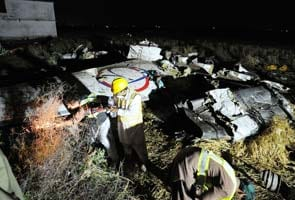 Worst air crashes worldwide over the past five years