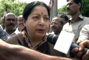 Jayalalithaa opposes revision of interest rates on Rural loans