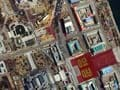 Massive North Korean parade visible from space