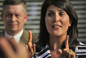 No plans to run for US Vice President: Nikki Haley