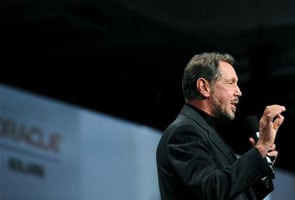Oracle pondered buying RIM, Palm in phone move: CEO