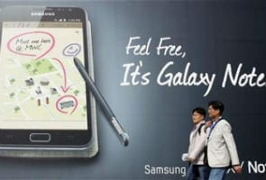 Has Samsung Galaxy Note carved a new market segment?