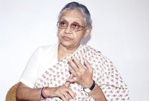 We are all worried about this atmosphere where women do not feel safe: Sheila Dikshit