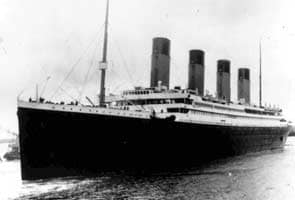 New Titanic theory: A mirage in the water?