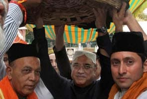 Asif Ali Zardari's trip to Ajmer a message against extremism: US media