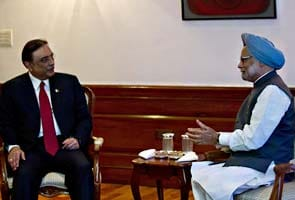 Prime Minister, Pak President make joint statement