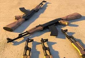 Over 29,000 AK-47s procured for paramilitary forces