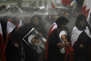 Bahrain protesters decry unity plans with Saudis