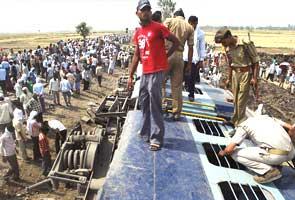 Doon Express derailment: Four killed, Mamata floats sabotage theory