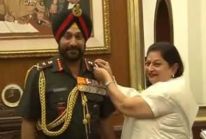 General Bikram Singh assumes charge as new Army Chief
