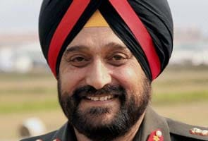 Know your new army chief, General Bikram Singh