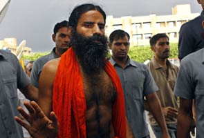 Baba Ramdev's trusts asked to pay 58 crores in taxes