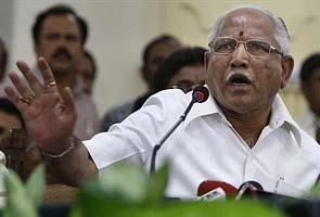 First Narendra Modi, now BS Yeddyurappa to skip big BJP meet