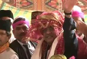 Zardari's donation to Ajmer shrine to come from public money