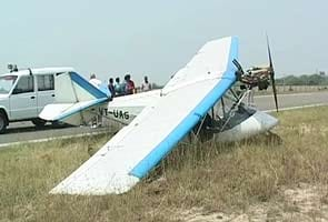 Delhi businessman killed after being hit by his private plane near Meerut