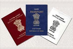 Passport application status on Bangalore police website
