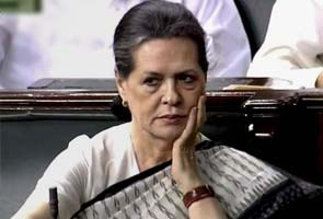 Fashionable to criticise government, says Sonia Gandhi to Congress MPs
