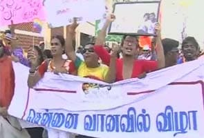Chennai witnesses Gay Pride March for the fourth year