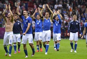 Euro 2012: Balotelli double downs Germany as Italy march on