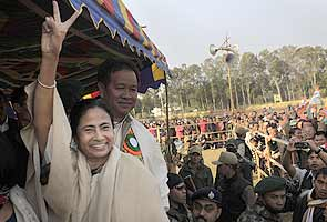 Mamata magic works in civic polls, her party puts Congress on notice