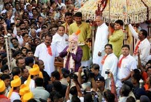 Jagannath Rath Yatra begins in Gujarat