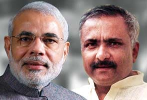 Sanjay Joshi quits BJP, a day after more anti-Modi posters appear