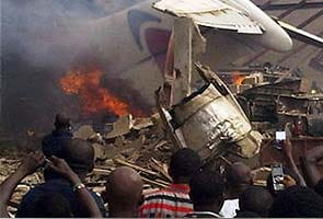 Nigeria: All 153 onboard feared killed as plane crashes into building