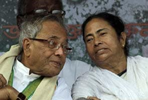 President poll: Pranab fishing in our waters, says Mamata's party