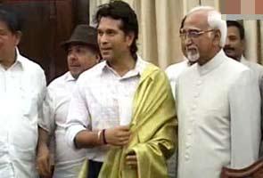Who is Sachin Tendulkar?