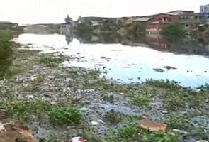 India's water bodies dying a slow death