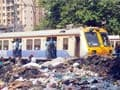 Why garbage could delay Mumbai trains this monsoon