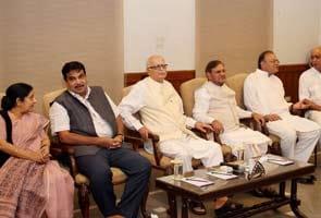 Presidential polls: NDA defers decision, Shiv Sena skips meet