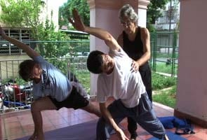 In Castro's Cuba, yoga offers 'freedom in the heart'